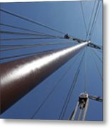 de Mast Metal Print