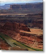 Deadhorse Point Metal Print