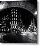 Dean Street And The Side Fn0058 Metal Print