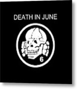 Death In June Metal Print
