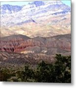 Death Valley 1 Metal Print
