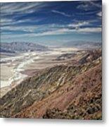Death Valley 10 Metal Print