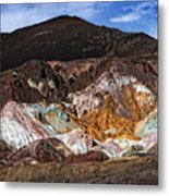 Death Valley 14 Metal Print