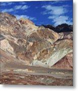 Death Valley 16 Metal Print