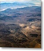 Death Valley 18 Metal Print
