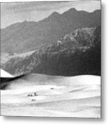 Death Valley 1977 Metal Print