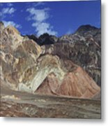 Death Valley 8 Metal Print