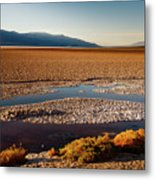 Death Valley California Metal Print