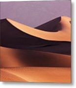 Death Valley Dunes Metal Print by Matt  Trimble