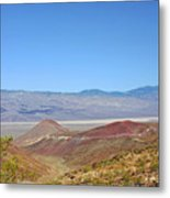 Death Valley National Park - Eastern California Metal Print by Christine Till
