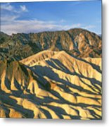 Death Valley National Park, California Metal Print