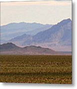 Death Valley Range Metal Print