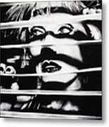 Deborah Harry Metal Print