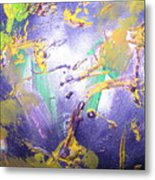 Decided Interlude Metal Print