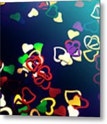 Decorations In Romance Metal Print