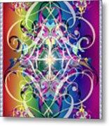 Decorative 10 Metal Print