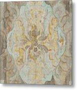 Decorative Design, Carel Adolph Lion Cachet, 1874 - 1945 Vs Metal Print