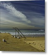 Dee Why Beach Sydney Metal Print
