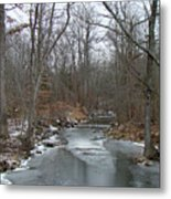 Deep Creek - Green Lane - Pa Metal Print