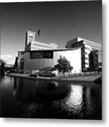Deep Cutting Junction Old Turn Junction Of Birmingham Canal Navigations Main Line And Newhall Branch Metal Print