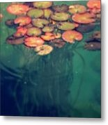 Deep In The Sea Metal Print