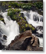Deer Creek 12 Metal Print