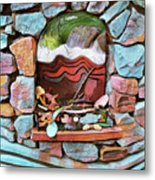 Deer Creek Altar Metal Print