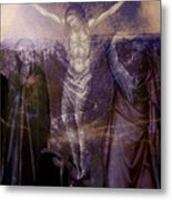 Defenders Of The Faith...after Vanni Metal Print