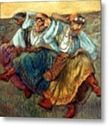 Degas: Dancing Girls, C1895 Metal Print