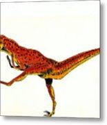 Deinonychus Metal Print