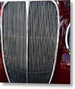 Delahaye Grille . 40d9459 Metal Print