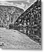 Delaware Water Gap Metal Print