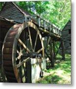 Dellinger Mill Metal Print
