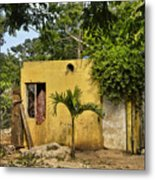 Deluxe Accommodations Metal Print
