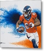 Demaryius Thomas Metal Print
