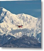 Denali Air Metal Print