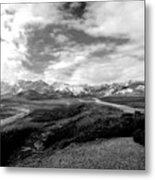 Denali National Park 4 Metal Print