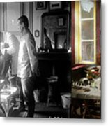 Dentist - The Horrors Of War 1917 - Side By Side Metal Print