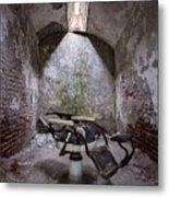 Dentist's Chair-eastern State Metal Print