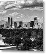 Denver Colorado Metal Print
