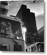 Denver Fire Fdny Tower Metal Print