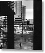 Denver Sunday Morning Metal Print
