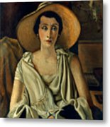 Derain: Guillaume, 20th C Metal Print
