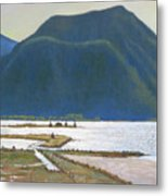 Derr Mountain Metal Print