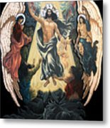 Descend To Hell Metal Print