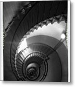 Descending  Metal Print