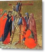 Descent From The Cross 1311 Metal Print