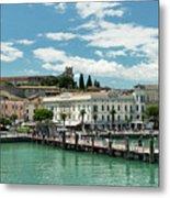 Desenzano Del Garda Lake Garda Italy Metal Print