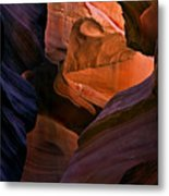 Desert Bridge Metal Print