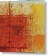 Desert   High Noon Metal Print